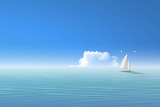 Sailboat Wallpaper for Android, iPhone and iPad