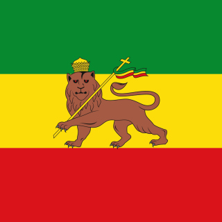 Flag of Ethiopia - Obrázkek zdarma pro iPad mini 2