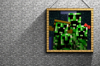 Minecraft Images Background for Android, iPhone and iPad