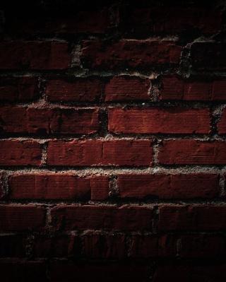 Red Brick Wall - Obrázkek zdarma pro 1080x1920