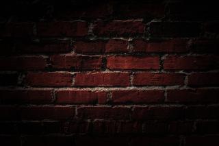 Red Brick Wall - Obrázkek zdarma pro LG P970 Optimus