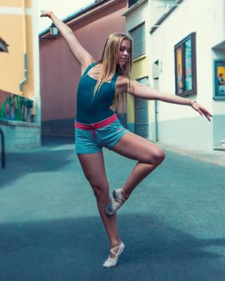 Street Acrobatic Dance - Obrázkek zdarma pro Nokia Asha 300
