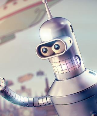 Bender - Obrázkek zdarma pro 1080x1920
