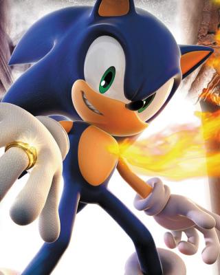 Sonic - Obrázkek zdarma pro iPhone 6 Plus