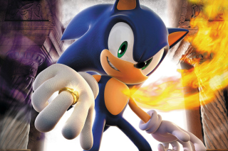 Sonic - Obrázkek zdarma pro 1600x900