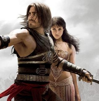 Prince of Persia The Sands of Time Film - Obrázkek zdarma pro iPad 2