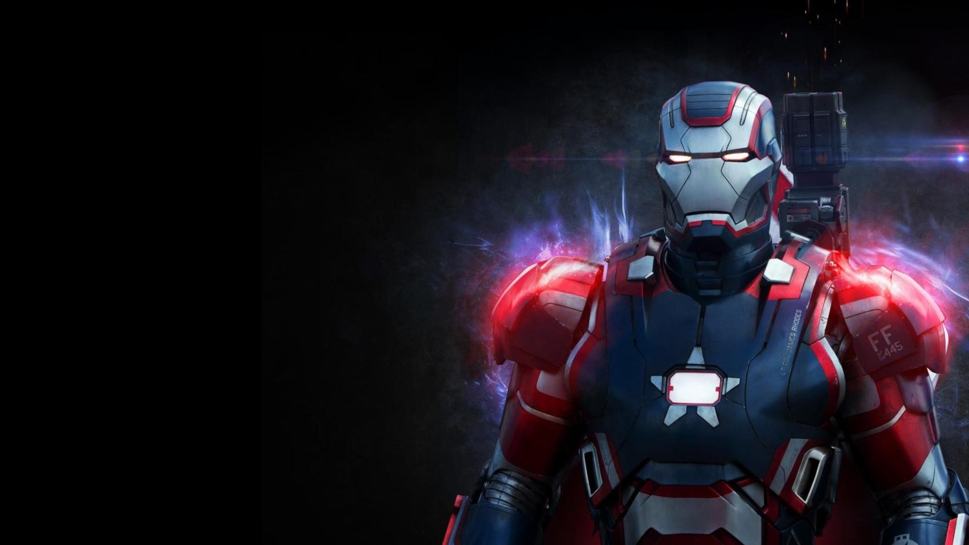 Iron man sfondi gratuiti per desktop 1920x1080 full hd for Sfondi iron man