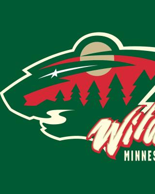 Minnesota Wild - Obrázkek zdarma pro iPhone 5