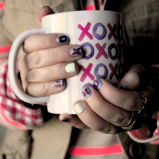 Xoxo Cup - Obrázkek zdarma pro iPad 2
