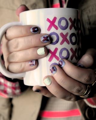 Xoxo Cup - Obrázkek zdarma pro iPhone 6 Plus