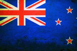 Flag of New Zealand - Obrázkek zdarma pro Samsung Galaxy S II 4G