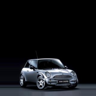 Mini Cooper - Obrázkek zdarma pro 1024x1024