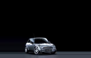 Mini Cooper - Obrázkek zdarma pro Fullscreen 1152x864