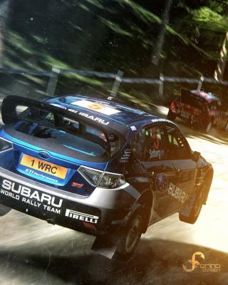 Gran Turismo 5 Rally Game - Obrázkek zdarma pro iPhone 4