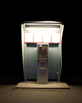 Ticket Machine - Obrázkek zdarma pro Nokia C2-03