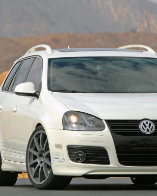 Volkswagen Jetta TDI SportWagen - Obrázkek zdarma pro Nokia X2-02