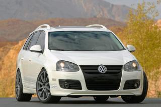 Volkswagen Jetta TDI SportWagen - Obrázkek zdarma pro HTC Desire HD