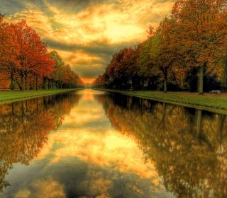 Autumn Channel - Obrázkek zdarma pro iPad mini