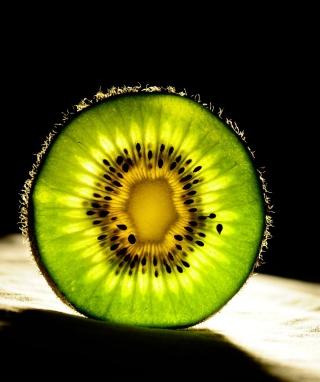 Kiwi Slice - Obrázkek zdarma pro 640x1136