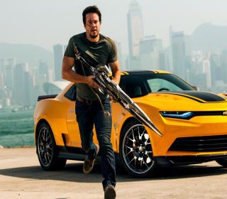 Mark Wahlberg In Transformers - Obrázkek zdarma pro iPad 3