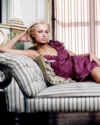 Paris Hilton - Obrázkek zdarma pro Nokia X1-01