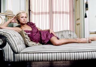 Paris Hilton - Obrázkek zdarma pro HTC Wildfire