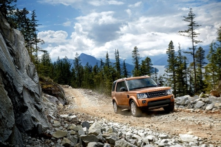 Land Rover Discovery Wallpaper for Android, iPhone and iPad