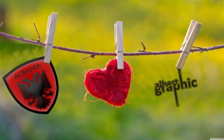 Free Albanian Love Picture for Android, iPhone and iPad
