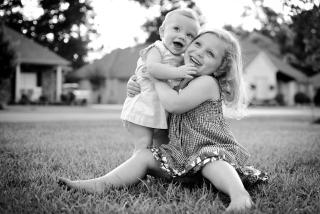 Sister Love - Obrázkek zdarma pro 1024x768