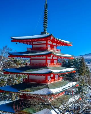 Fuji Mountain - Obrázkek zdarma pro Nokia Asha 501