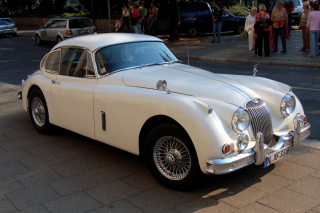 Jaguar XK 140 Picture for Android, iPhone and iPad