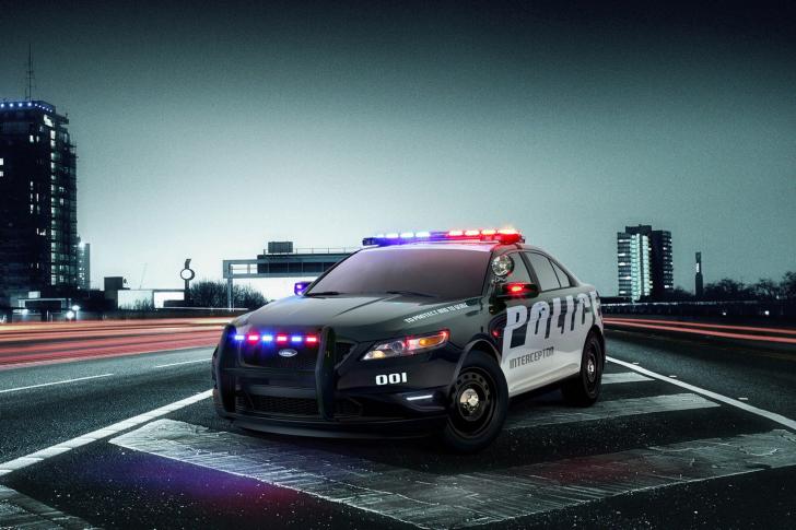 Ford Police Interceptor 2016 wallpaper