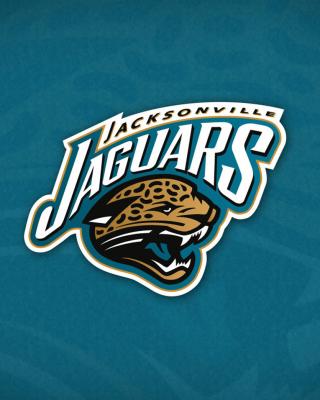 Jacksonville Jaguars HD Logo - Obrázkek zdarma pro 480x640