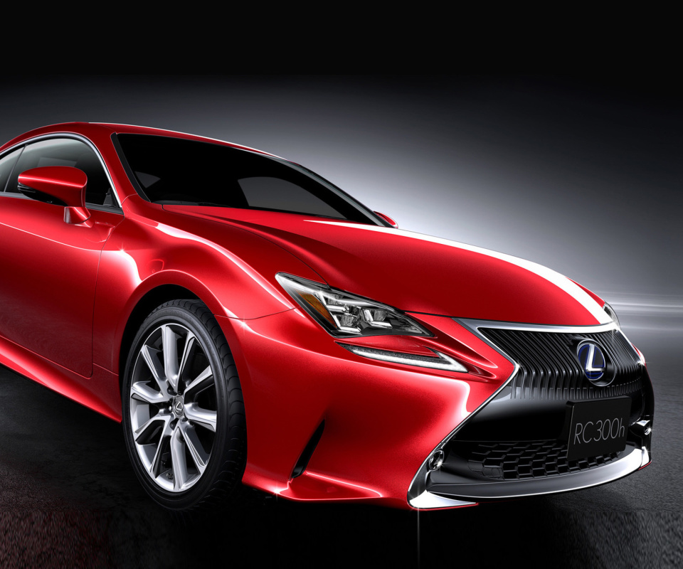 Lexus RC 300h Wallpaper For Huawei IDEOS S7