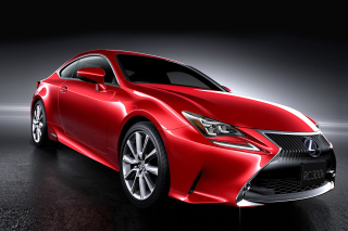 Free Lexus RC 300h Picture for Android, iPhone and iPad