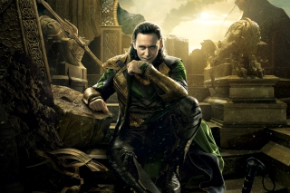Loki In Thor 2 Picture for Android, iPhone and iPad