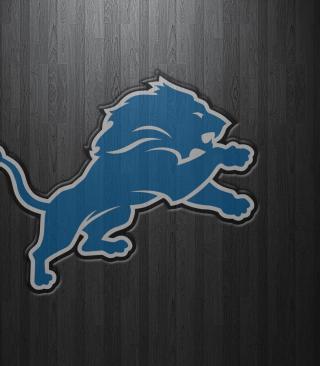 Detroit Lions - Obrázkek zdarma pro 480x640