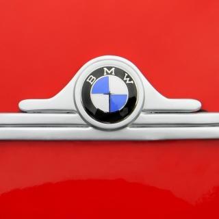 BMW Logo - Obrázkek zdarma pro iPad Air