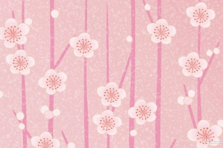 Pink Flowers Wallpaper Background for Android, iPhone and iPad