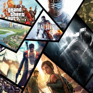 Xbox Games - Obrázkek zdarma pro 128x128