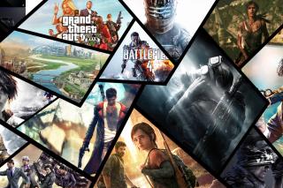 Xbox Games - Obrázkek zdarma pro Sony Xperia Z