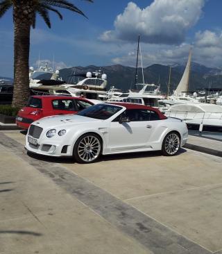 Continental GT Speed Convertible - Bentley - Obrázkek zdarma pro iPhone 3G
