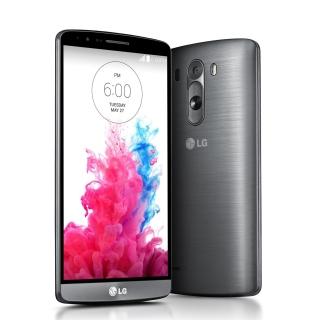 LG G3 Black Titanium - Obrázkek zdarma pro iPad
