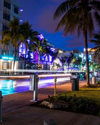 Florida, Miami Evening - Obrázkek zdarma pro 640x960