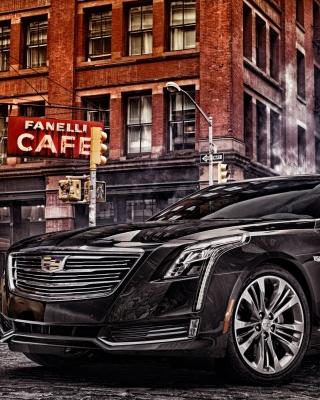 2016 Cadillac CT6 Sedan - Obrázkek zdarma pro Nokia Asha 309