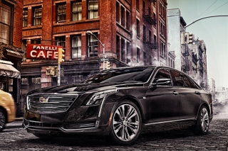 2016 Cadillac CT6 Sedan Wallpaper for Android, iPhone and iPad