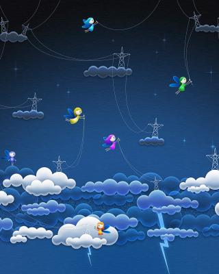 Digital Art - Obrázkek zdarma pro Nokia C2-01