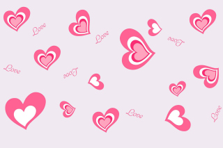 Sweet Hearts Background for Android, iPhone and iPad