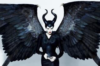 Maleficente, Angelina Jolie - Obrázkek zdarma pro Samsung Galaxy S6 Active