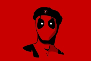 Marvel Comics - Deadpool Background for Android, iPhone and iPad